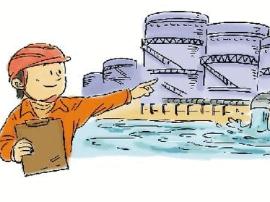 河津环保局督促企业落实整治措施