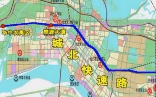 杨智突查信访接访中心督办城北快速路项目