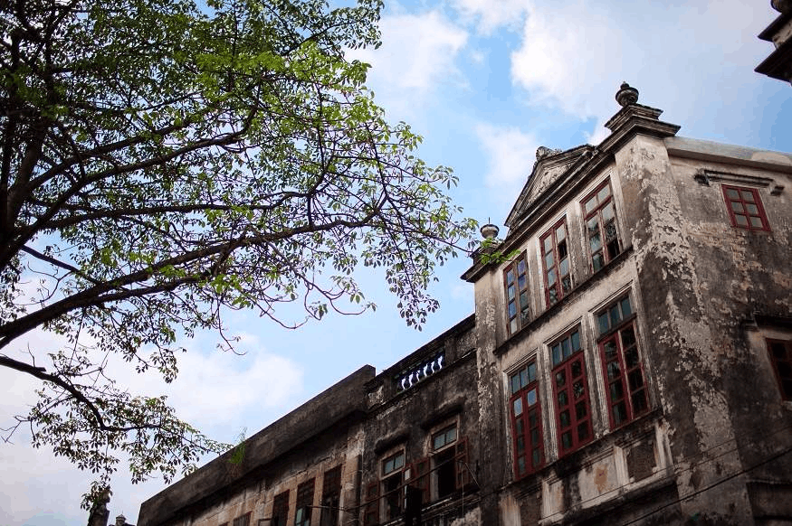广东竟藏有这样一个古镇 从未名声大噪却是《一代宗师