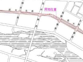 龙文建元东路第一标段 有望月底通车