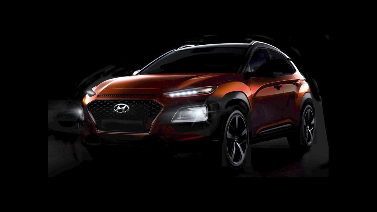 定位小型SUV 现代Kona有望12月在国内投产