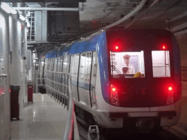 广佛地铁7周岁!7年间输送乘客4.25亿人次!