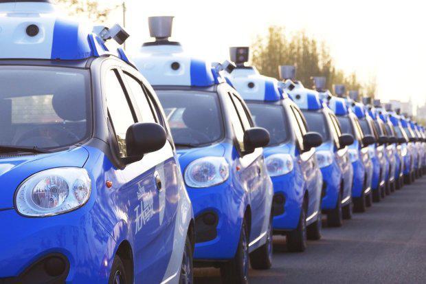 从网上卖车到无人驾驶,BAT正在撼动汽车行业