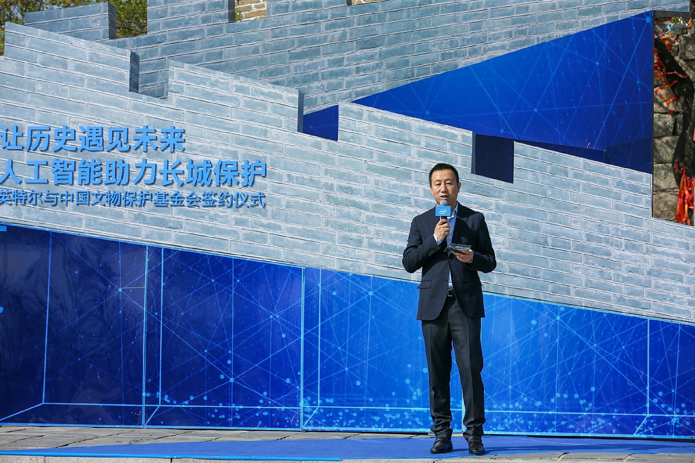 AI助力长城保护 智能技术推动世界文化遗产传承