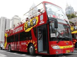 贴心!春节期间广州观光巴士延迟一小时收车