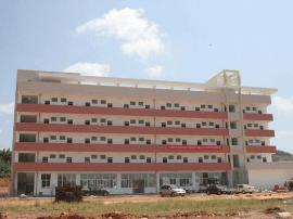 长泰:兴泰小学教学楼3号楼将于9月份投入使用