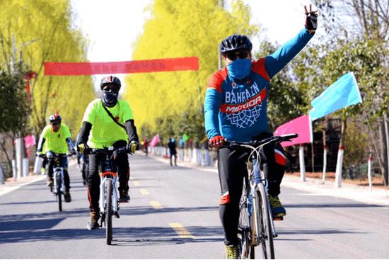 体彩·环中原自行车公开赛将开赛 设两大项八组别