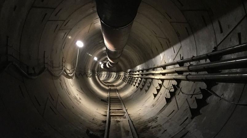 马斯克超级高铁获准在美国首都挖隧道