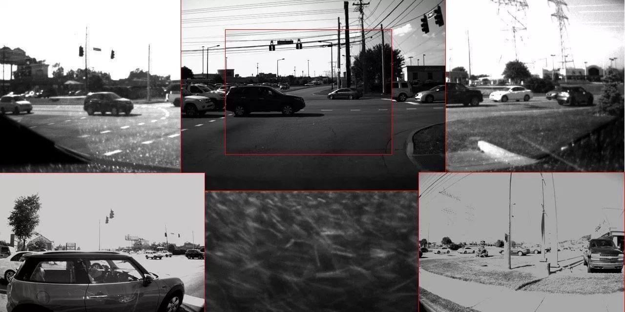 特斯拉8个Autopilot摄像头都将有行车记录仪功能