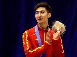 张会:判武大靖犯规无问题 抗压能力决定奥运走势