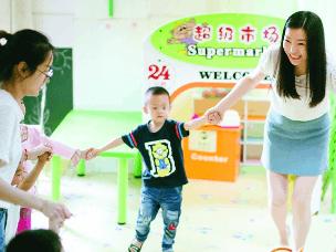 美女坚守惠州特殊教育岗位15年 只望孩子重回普通校园