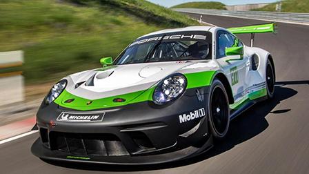 保时捷911 GT3 R