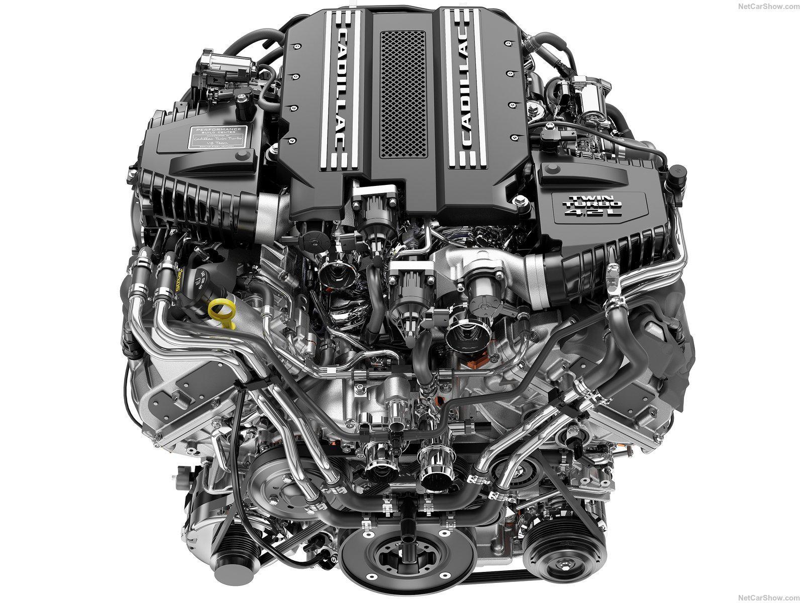 搭载4.2T发动机 CT6 V-Sport将于明年推出