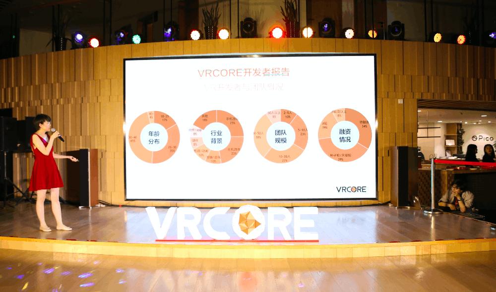 迈向全球,2017VRCORE硬核虚拟现实开发者大赛启动