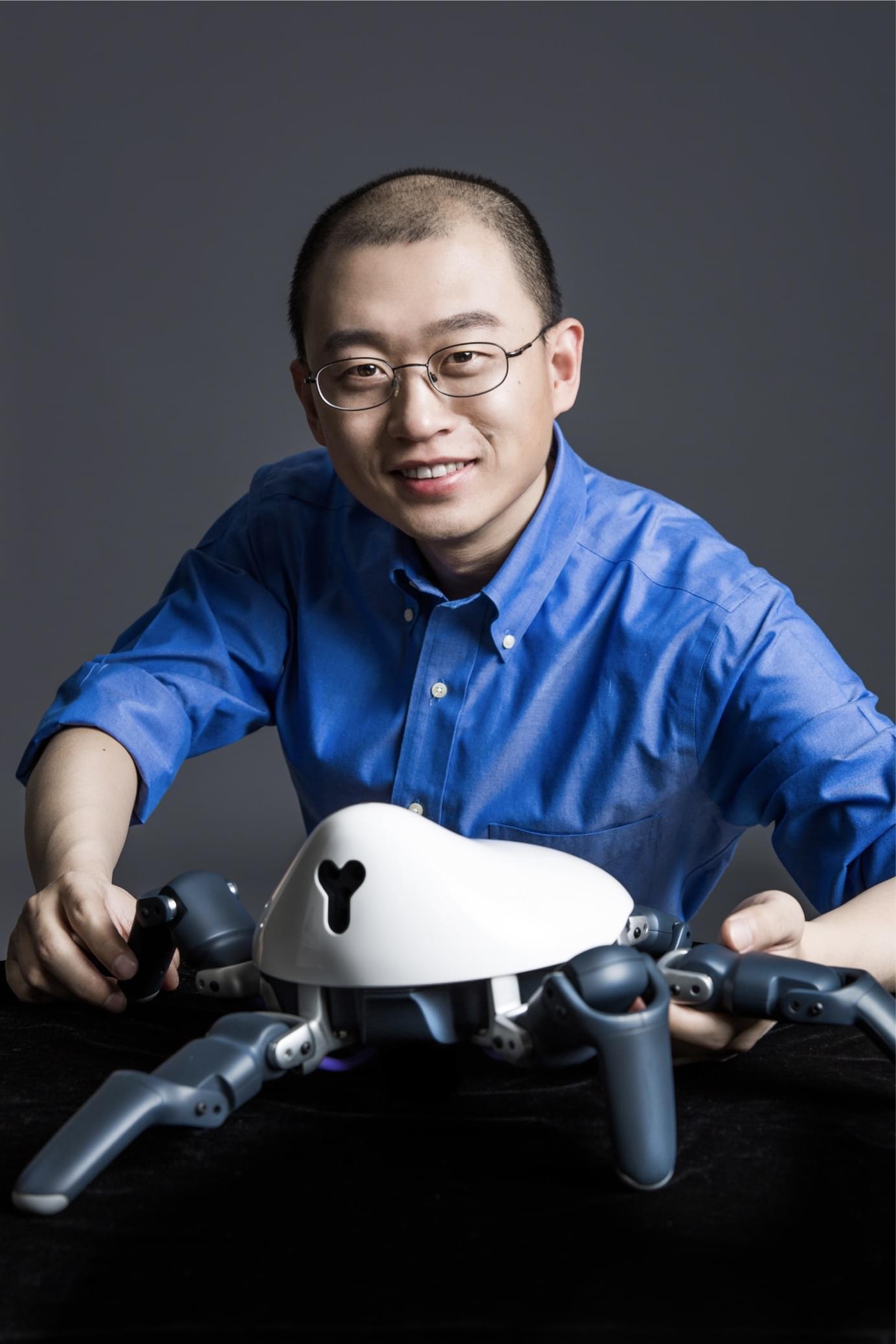 孙天齐:把平板挂在人体模特上就是机器人?太骗人!
