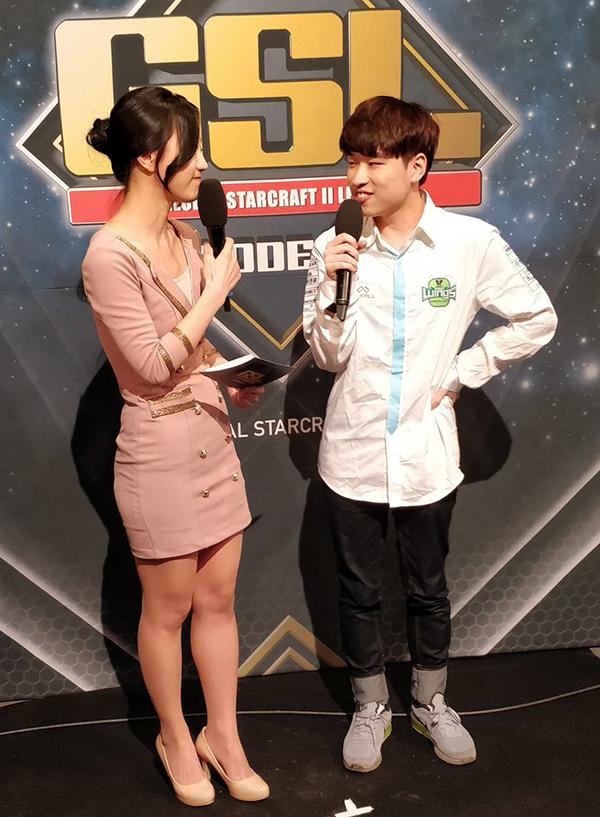 Maru:很高兴成为8强唯一的人族 TVZ还是可以打的