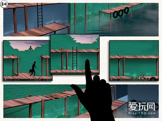 拖拽画框改变命运 《致命框架2》上架苹果商店
