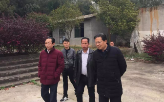 湘潭市委副秘书长赵志超带队赴湘潭县调研湖湘文化