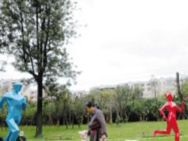 昆明去年新增绿地360.8公顷