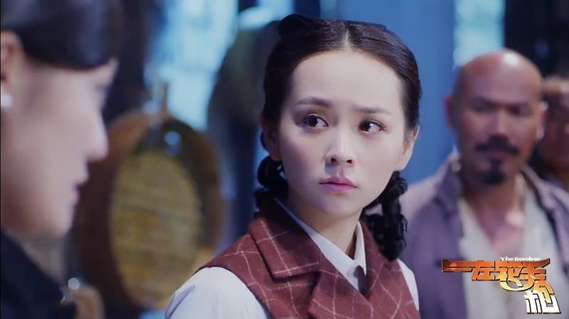 《左轮手枪》蒋欣牺牲 邓莎为情敌独闯敌营