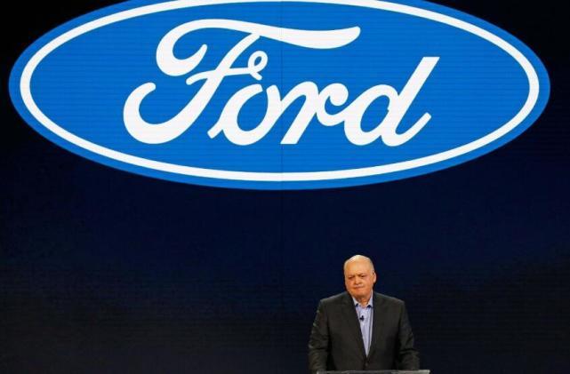福特计划四年内向电动汽车投资110亿美元
