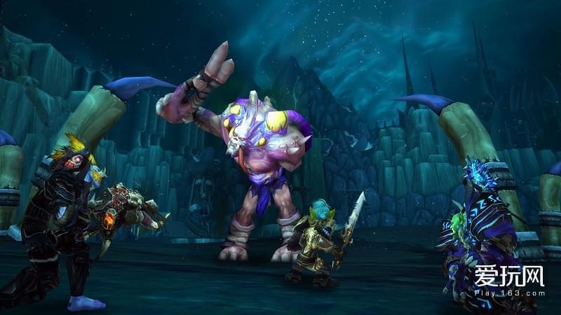 魔兽世界假日活动:时光漫游巫妖王之怒地下城