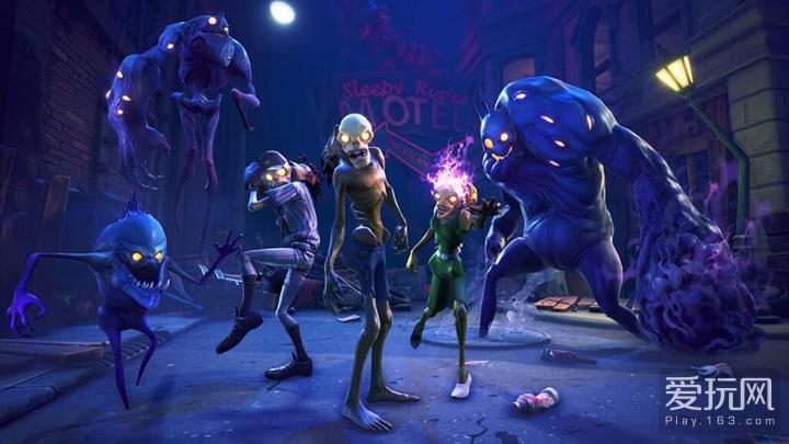游戏玩趣集:你可能未听闻过的《堡垒之夜》趣事