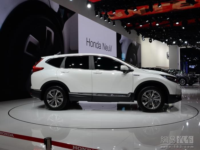 普通版/混动版一起来 全新CR-V预计7月上市