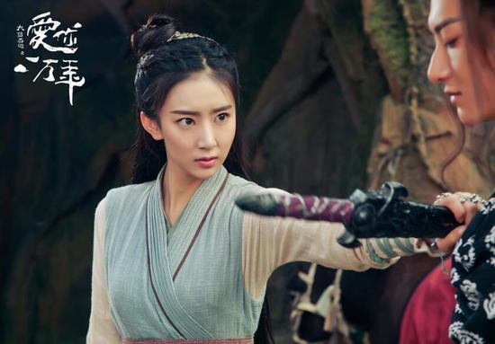 赵艺版紫霞仙子为爱放手 网友:心疼霞妹