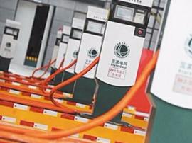 西岸小区安装自助充电桩 电动车充电便捷又安全