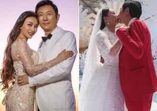 雪上公主嫁47岁富豪 为申奥推迟婚期