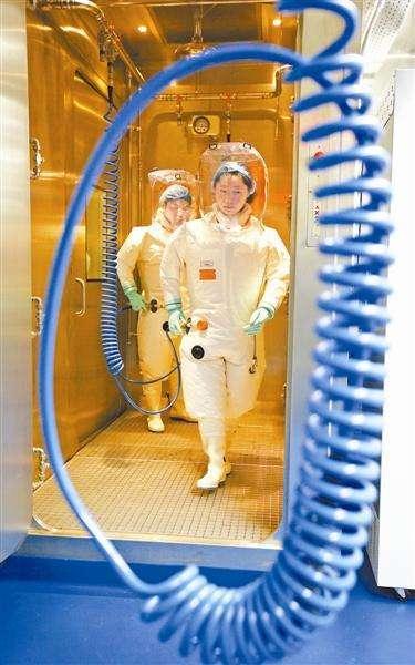 我国首个P4实验室运行,具备最危险病毒研究条件