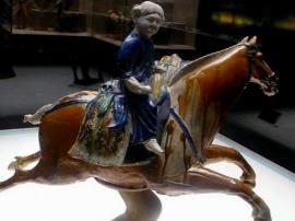 大唐威武——西安博物院藏唐三彩珍品欣赏