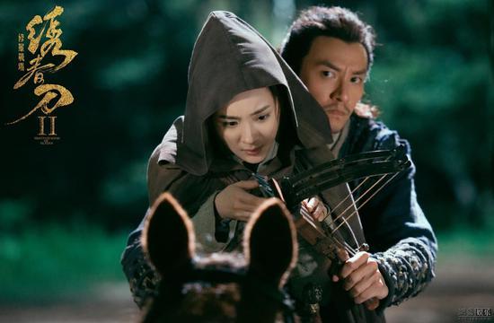 《绣春刀2》2天6300万 曝情感特辑解密角色