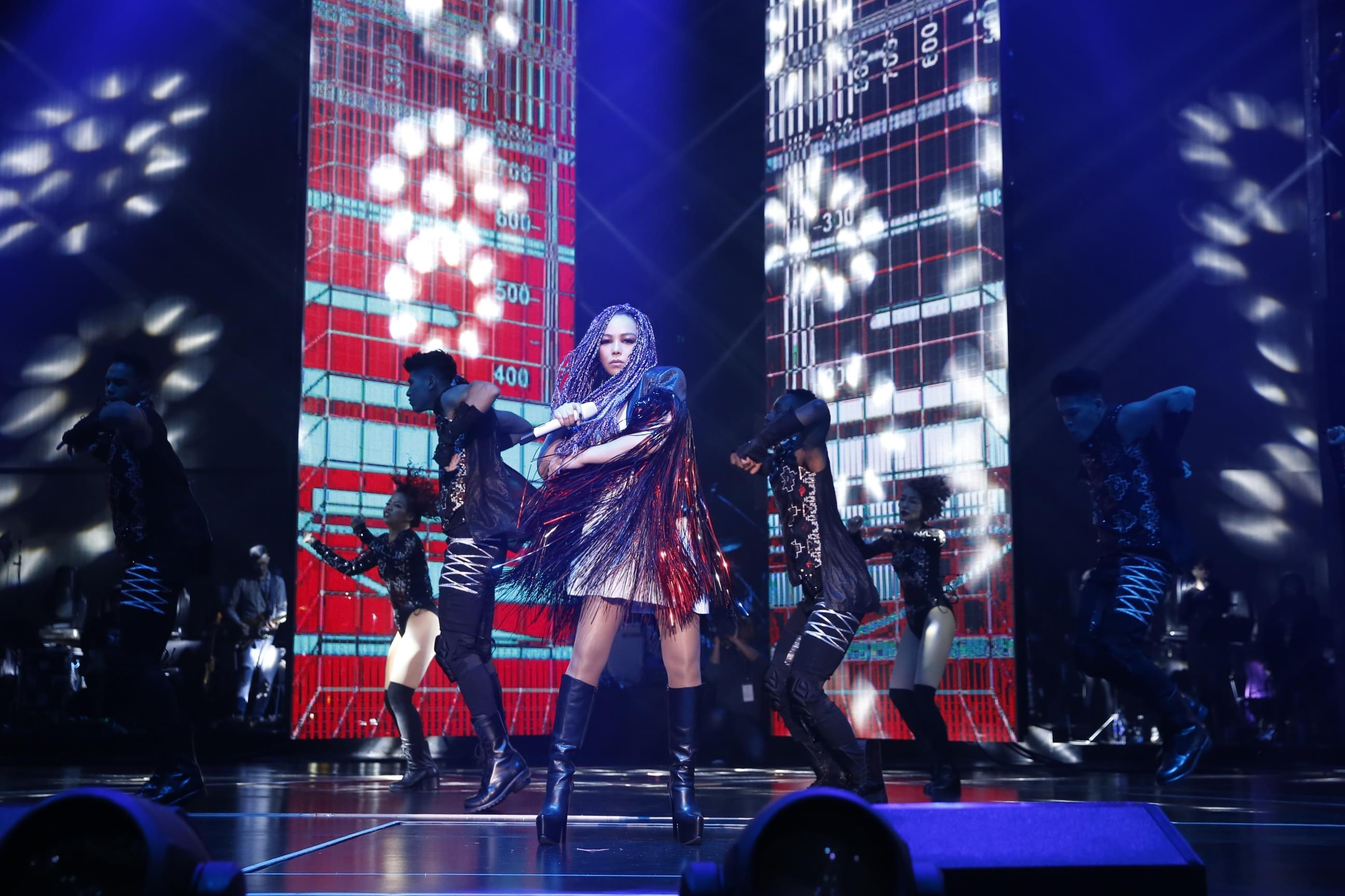 张惠妹乌托邦2.0庆典版倒计时 北京场开唱在即
