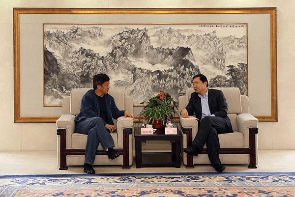 孙宏斌:希望融创中国能与中国核建集团展开合作