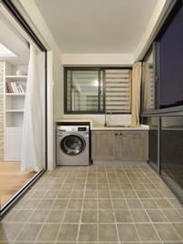 洗衣机该放卫生间还是阳台 原来我们一直都想错了