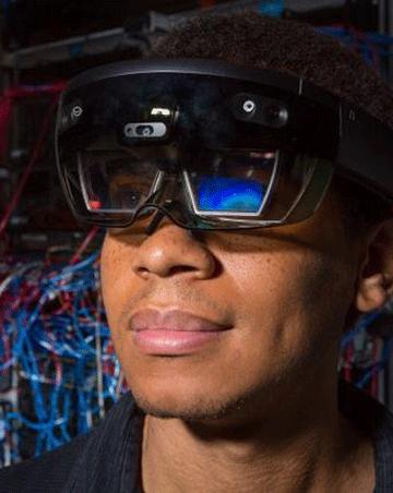 微软HoloLens开发版都能做些啥?