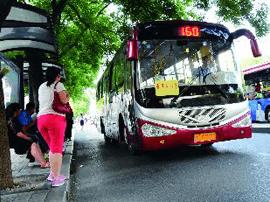 高温来袭 淄博中心城区27条公交线空调全面开启