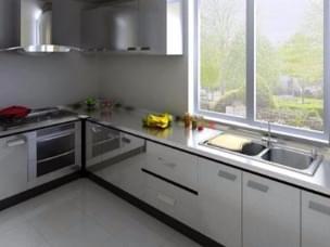 厨房台面用什么材质?装过四套房终于明白了