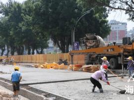 榕地铁6号线长乐段所有站点开工 将建高架车站