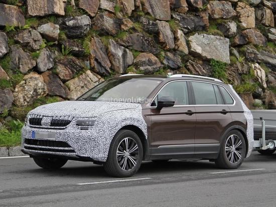 或为换代Yeti 斯柯达新SUV将5月18日首发