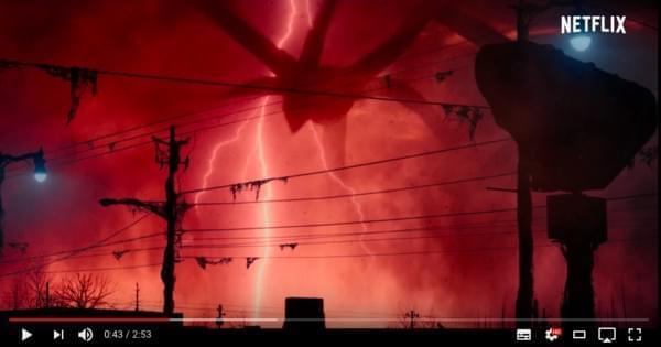 《怪奇物语2》预告超黑暗!八脚怪物出现