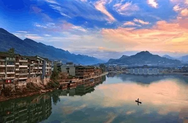 重庆这13个中国特色小镇美得各有味道