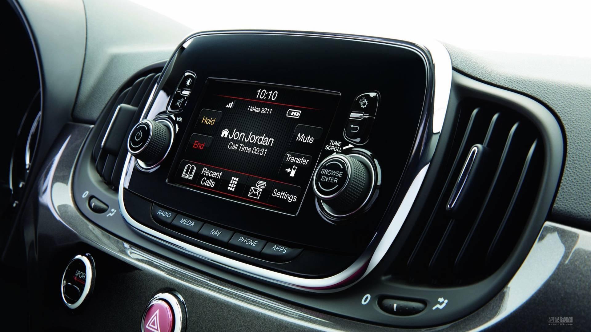 加了个涡轮 新款菲亚特500全换1.4T动力