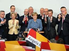 还是默克尔世纪!她是德国的撒切尔还是和稀泥政客?