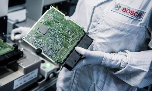 满足自动驾驶需求 博世投11亿美元建芯片工厂