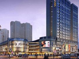 连江万星广场竣工 将成为当地第二个城市综合体