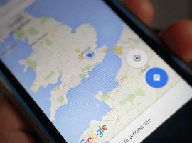 中国app早有了!谷歌地图推出位置实时分享功能