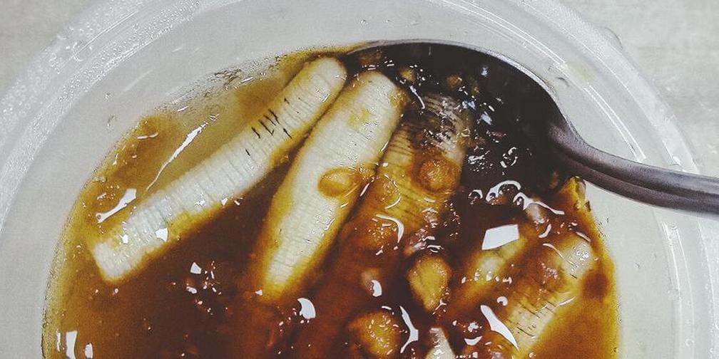 海里的虫子 你敢吃吗?